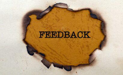 feedback tips